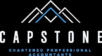 Capstone chartered professional accountants logo